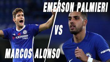 مقایسه عملکرد مارکوس آلونسو و امرسون پالمیری در چلسی 2019/2020
