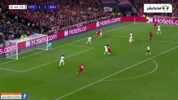 بایرن مونیخ ؛ خلاصه بازی تاتنهام 2-7 بایرن مونیخ لیگ قهرمانان اروپا