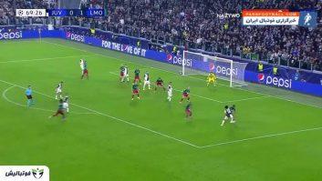خلاصه بازی یوونتوس 2-1 لوکوموتیو مسکو لیگ قهرمانان اروپا