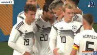 خلاصه بازی آلمان 2- 2 آرژانتین دیدار دوستانه