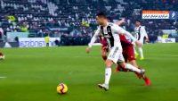 مهارت ها و گل های دیدنی از کریستیانو رونالدو در رئال مادرید و یوونتوس