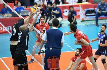 ایران ؛ خلاصه بازی والیبال ایران 1-3 مصر جام جهانی والیبال 2019 ژاپن