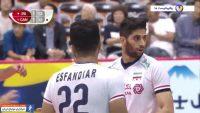 ایران ؛ خلاصه بازی والیبال ایران 3-1 کانادا جام جهانی والیبال ژاپن 2019