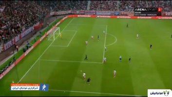 خلاصه بازی المپیاکوس 2-3 بایرن مونیخ لیگ قهرمانان اروپا 2019/2020