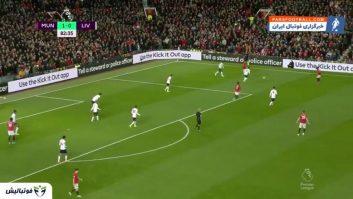 خلاصه بازی منچستریونایتد 1-1 لیورپول لیگ برتر انگلیس 2019/2020