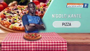 معرفی غذای مورد علاقه ستاره های مطرح فوتبال جهان از گذشته تاکنون