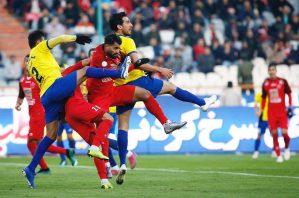 پرسپولیس ؛ خلاصه بازی پرسپولیس 0-1 نفت مسجد سلیمان لیگ برتر خلیج فارس