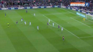 خلاصه بازی بارسلونا 4-1 سلتاویگو لالیگا اسپانیا 2019/2020
