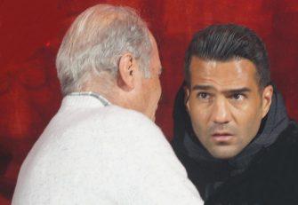 مسعود شجاعی امروز روی نیمکت تراکتور حضور دارد و به همین دلیل احساس حاج صفی بازوبند کاپیتانی سرخ پوشان را به بازو بسته است.