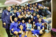 در سالگرد فوت منصور پورحیدری چهره تاثیرگذار و اسطوره ای باشگاه استقلال این تیم موفق شد در آزادی با پنج گل پنجمین برد متوالی خود در لیگ نوزدهم را جشن بگیرد.