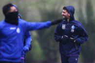 محمد دانشگر در بازگشت استقلال از قائمشهر به تمرین های این تیم اضافه می شود تا خودش را برای بازی حساس برابر سپاهان در هفته دوازدهم لیگ برتر آماده کند.