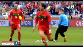 15 گل دیدنی و فوق العاده از کریستیانو رونالدو در کارنامه فوتبالی اش