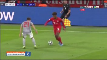 خلاصه بازی بایرن مونیخ 2-0 المپیاکوس لیگ قهرمانان اروپا