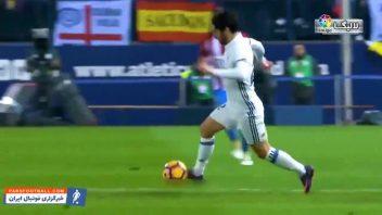 ایسکو ؛ برترین گل ها و مهارت های ایسکو در رئال مادرید ؛ خبرگزاری پارس فوتبال