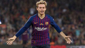 برترین گل ها و مهارت های فرنکی دی یونگ در بارسلونا فصل 2019/2020
