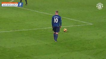 منچستریونایتد ؛ 10 گل برتر تاریخ باشگاه منچستریونایتداز روی ضربه ایستگاهی