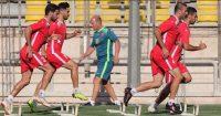 حضور سه بازیکن تیم امید در تمرین پرسپولیس با تصمیم کالدرون