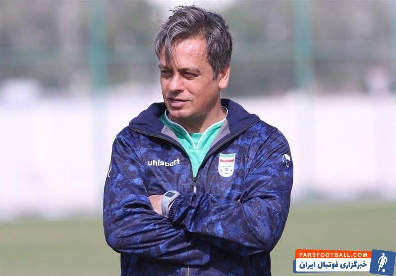 شاهرودی : باید در بازی دوم از اشتباهاتمان به خوبی درس بگیریم ؛ خبرگزاری پارس فوتبال