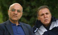 زرینچه : تمرینات خود را به طور منظم پیگیری میکنیم ؛ خبرگزاری پارس فوتبال