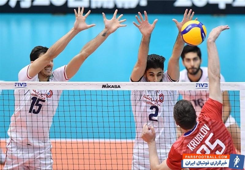 تیم ملی ؛ چینتایپه، چین و قزاقستان هم گروهی های تیم ملی والیبال در انتخابی المپیک در قاره آسیا