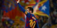 مسی برترین بازیکن ماه لالیگا از نگاه وب سایت هواسکورد