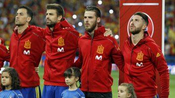 رونمایی از پیراهن تیم ملی فوتبال اسپانیا برای رقابت های یورو 2020