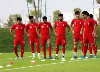 تیم ملی امید تلاش می کند تا با انجام بازی های تدارکاتی به آمادگی کامل برسد آخرین تمرین تیم ملی امید پیش از دیدار برابر قطر در زمین مجموعه لوسیل برگزار شد.