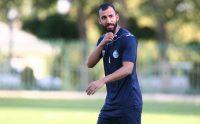 چشمی ؛ مصدومیت روزبه چشمی در تمرینات استقلال ؛ خبرگزاری پارس فوتبال
