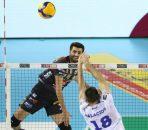 پیروزی لوبه برابر لاتینا در هفته سوم لیگ والیبال ایتالیا با درخشش امیر غفور