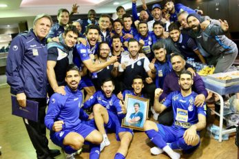 استقلال ؛ محمد نوری : استراماچونی تیم را یکدست و یکدل کرد