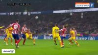 خلاصه بازی اتلتیکومادرید 0-1 بارسلونا لالیگا اسپانیا 2019/2020