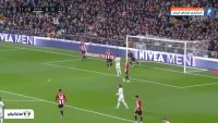 خلاصه بازی رئال مادرید 0-0 اتلتیک بیلبائو لالگا اسپانیا 2019/2020