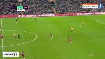 لیورپول ؛ خلاصه بازی لیورپول 1-0 ولورهمپتون لیگ برتر انگلیس