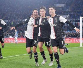 خلاصه بازی لاتزیو 3-1 یوونتوس سری آ ایتالیا 2019/2020