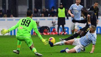 اینتر ؛ خلاصه بازی اینترمیلان 2-1 اسپال سری آ ایتالیا فصل 2019/2020