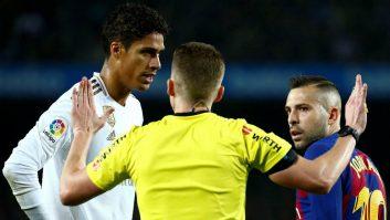 رئال مادرید ؛ اعتراض گسترده هواداران رئال مادرید به سیستم VAR