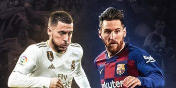 10 گل برتر رقابت های ال کلاسیکو از سال 2009 تا 2019