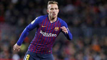گل ها و مهارت های برتر آرتور ملو در بارسلونا فصل 2019/2020