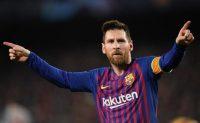 عملکرد لیونل مسی در دیدار بارسلونا برابر مایورکا رقابت هاب لالیگا 2019/2020