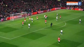 انگلیس ؛ برترین گل های هفته 15 رقابت های لیگ برتر انگلیس 2019/2020