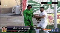 برتر ؛ سیو های برتر لیگ برتر خلیج فارس هفته پانزدهم فصل 98/99