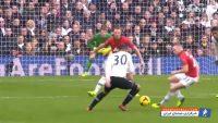 تاتنهام ؛ 10 گل برتر باشگاه فوتبال تاتنهام در دیدار برابر منچستریونایتد