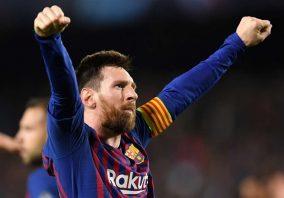 برترین گل ها و پاس گل های لیونل مسی در بارسلونا فصل 2019/2020