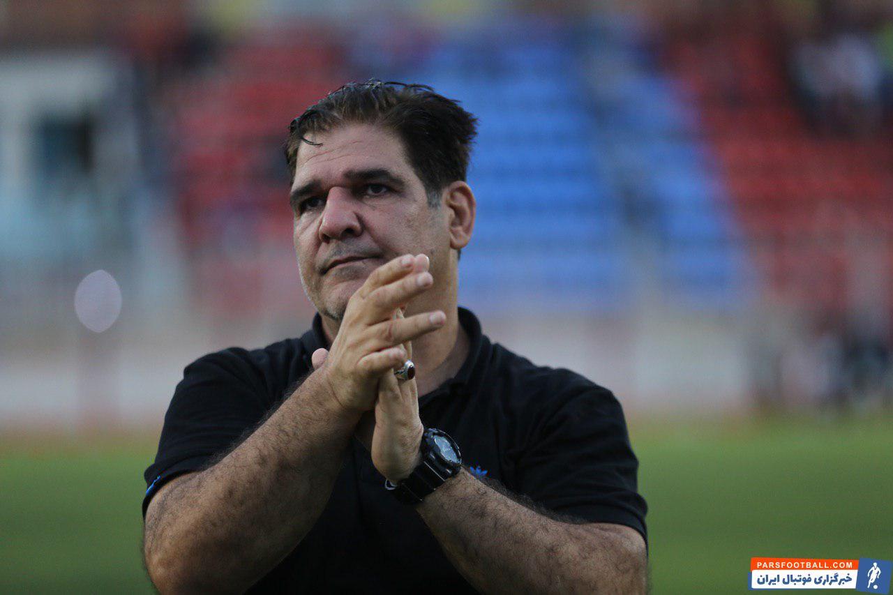مهاجری : به نظر من گل سپاهان آفساید بود ؛ خبرگزاری پارس فوتبال