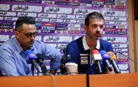 استقلال ؛ سرقت خودروی مترجم استرا علت لغو نشست خبری سرمربی استقلال