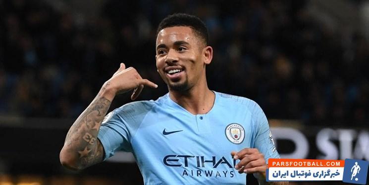 ژسوس برترین بازیکن هفته لیگ قهرمانان اروپا فصل 2019/2020