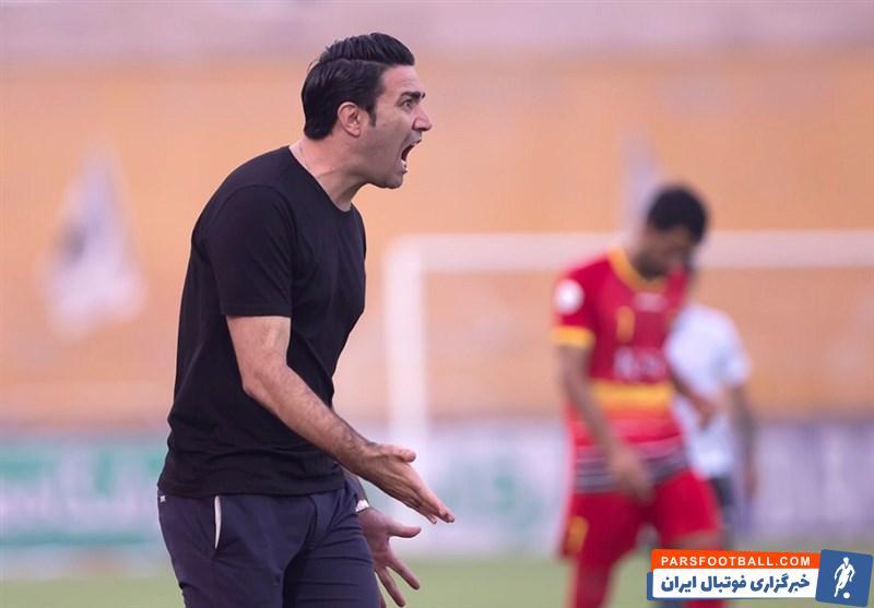 نکونام ؛ پیام تشکر جواد نکونام از طرفداران باشگاه فولاد خوزستان