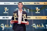 رونالدو ؛ جایزه یهترین بازیکن و مهاجم فصل سری آ برای رونالدو ؛ خبرگزاری پارس فوتبال