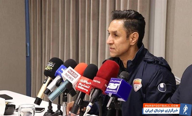 حمیدرضا رجبی-مربی فولاد خوزستان-فولاد