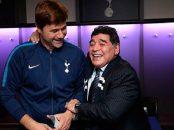 مارادونا : من دوست دارم مائوریسیو پوچتینو به بوکاجونیورز برود